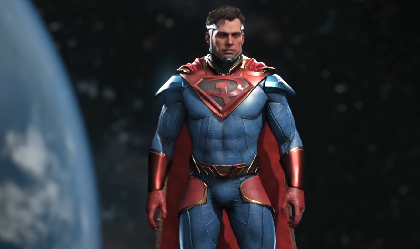 Injustice 2 Trailer - Your Battles Your Way   Brutal Gamer Red Son Justice League