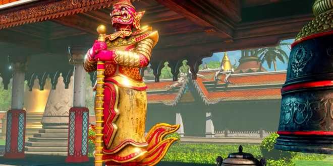 Capcom pulls Street Fighter stage due to unintentional religious references