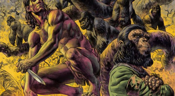 Tarzan on the Planet of the Apes (Trade Paperback) Review