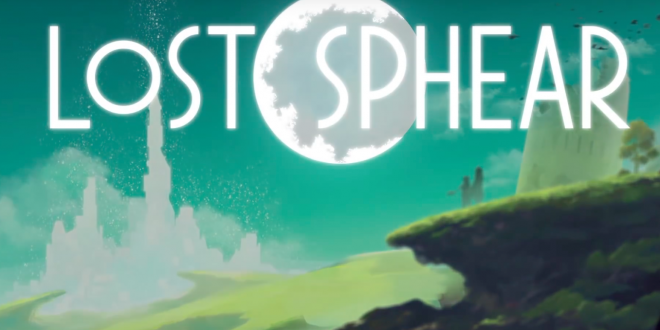Lost Sphear gets firm release date