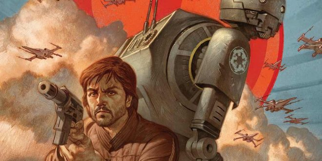 Cassian Andor isn't done yet, set to return in new Marvel Comics one shot