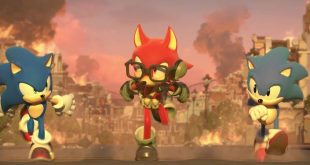 sonic forces 0