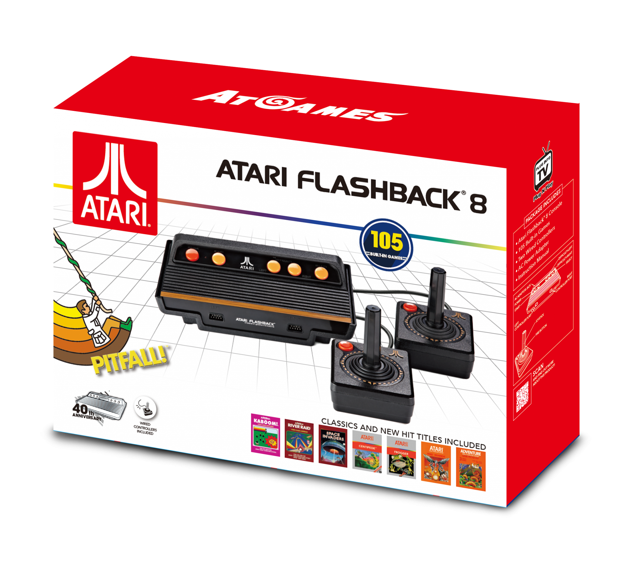 AtGames announces slew of new Atari and Sega retro consoles | Brutal ...