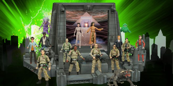 New this week from DST: Ghostbusters, Batman, Marvel, and more