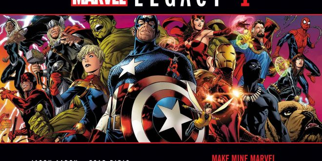 Marvel Legacy's ACTUAL big return revealed