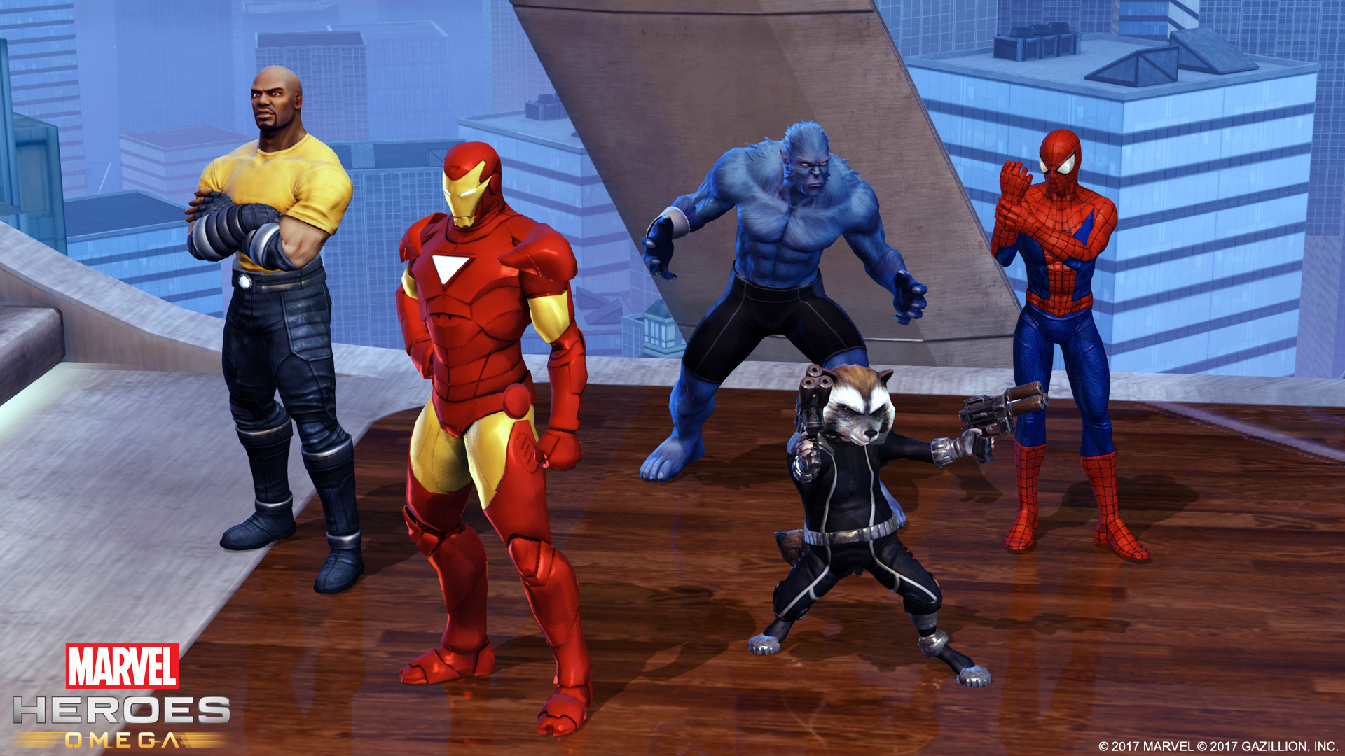 Marvel Heroes Omega hitting Xbox One at the end of the month