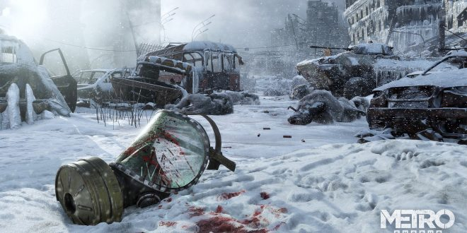 See the tools of the trade in Metro Exodus