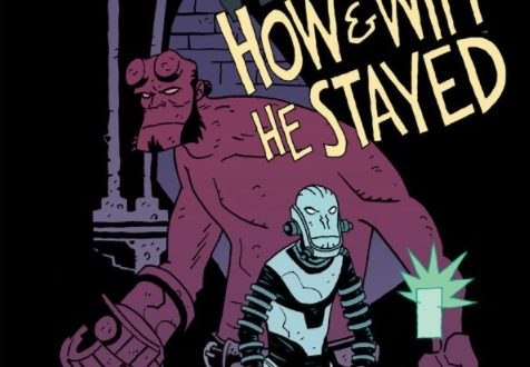 The Visitor: How And Why He Stayed #5 (comic) Review