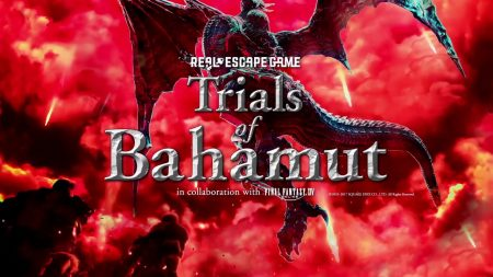Trials Of Bahamut