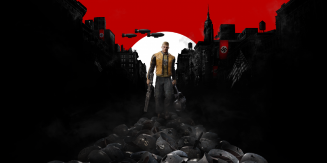 The latest Wolfenstein II trailer goes all out with more action than you can shake a grenade at