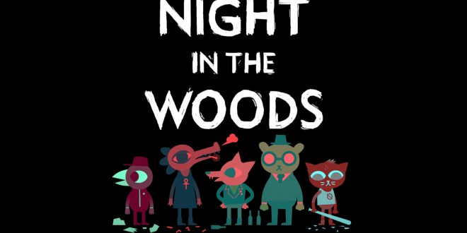 Playing Catchup: Night in the Woods