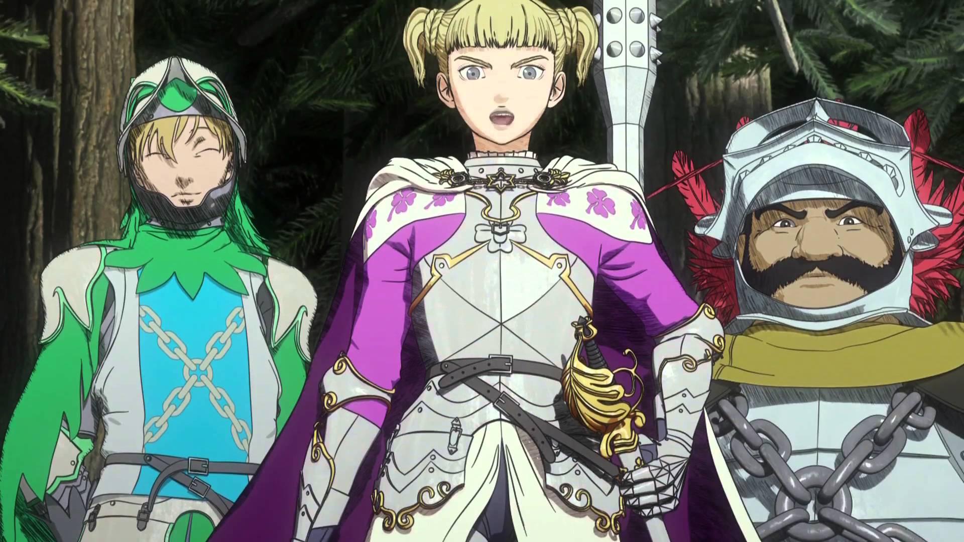 Berserk 2016 2017 Anime Review Brutal Gamer