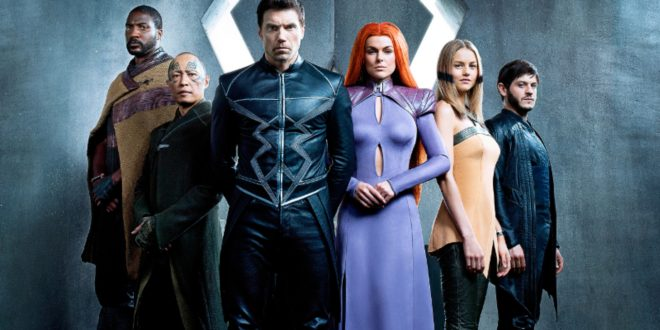 New Marvel's Inhumans Trailer Revealed At SDCC