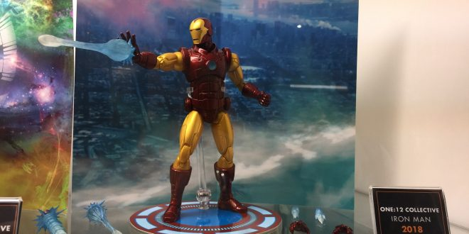 SDCC 2017: Mezco's One:12 expands with Marvel and DC movie figures