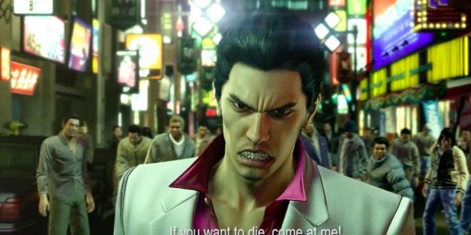 New Yakuza Kiwami trailer showcases combat system, city exploration and mini games