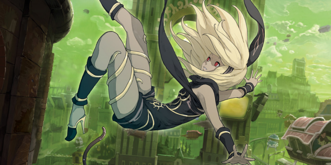 Playing Catchup: Gravity Rush 1 and 2