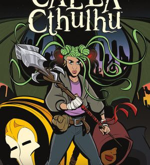 Calla Cthulhu vol.1 (Graphic Novel) Review