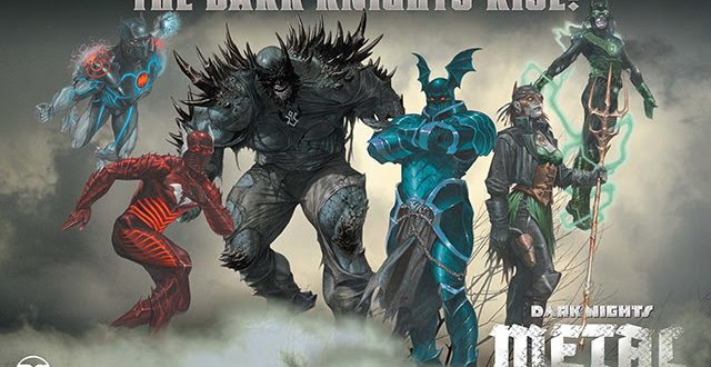 DC tests its Metal starting this week with the release of Dark Knights