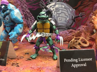SDCC 2017: Stunning NECA unveils included new TMNT, Alien vs