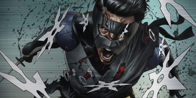Ninja-K #1 (Comics) Preview
