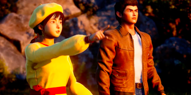 Shenmue III trailer offers first glimpse of the long awaited sequel