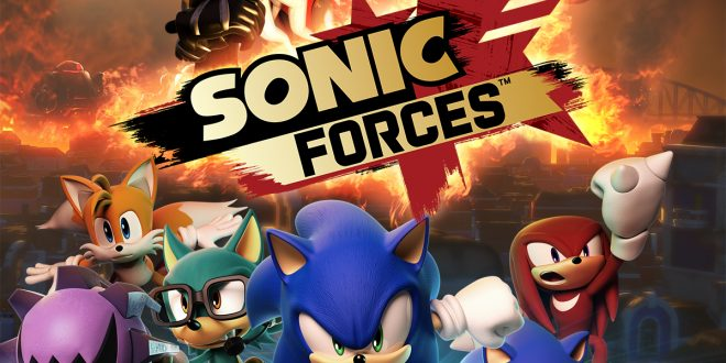 Sonic Forces to make appearance at Gamescom