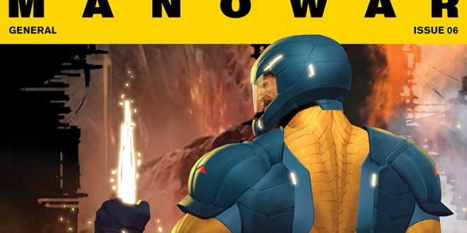 August 23rd Valiant Previews: War Mother and X-O Manowar