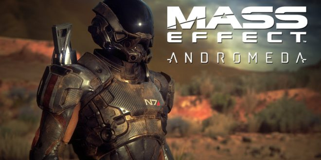 Mass Effect: Andromeda update 1.10 announced as last update for the game