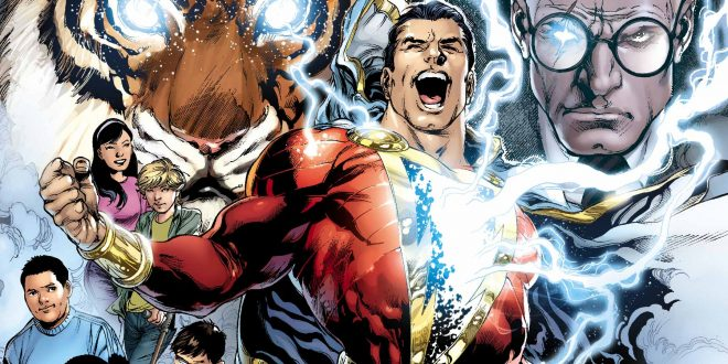 New Shazam trailer blasts onto the web