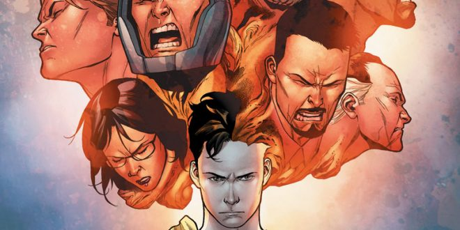 Harbinger Renegade #0 (Comics ) Preview