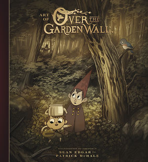 Art Of Over The Garden Wall (Book) Review