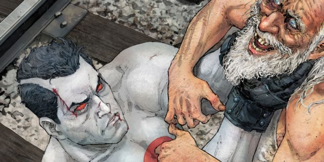 Bloodshot Salvation #3 (Comics) Preview