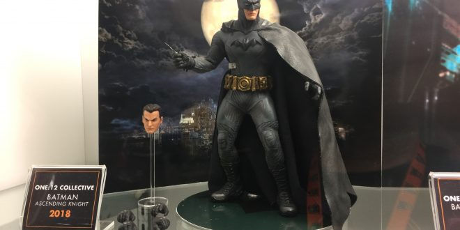 NYCC 2017: Mezco Toyz booth highlights