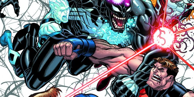 Marvel announces X-Men/Venom team-up mini-series for January