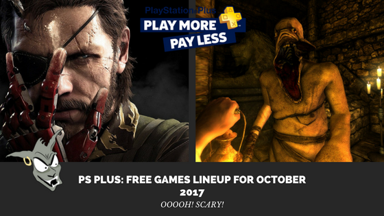 PS Plus: Free Games Lineup for October 2017 | Brutal Gamer