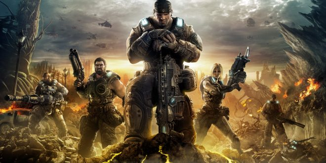 Make This Game: Gears of War – The RTS