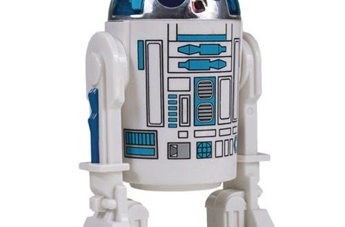 Gentle Giant just announced the biggest R2D2 action figure of all time