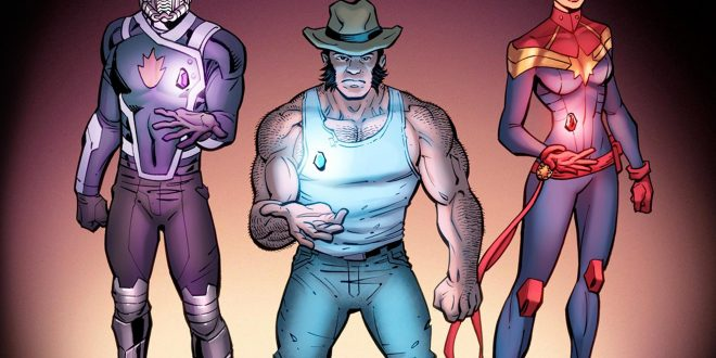 Marvel teases… Infinity