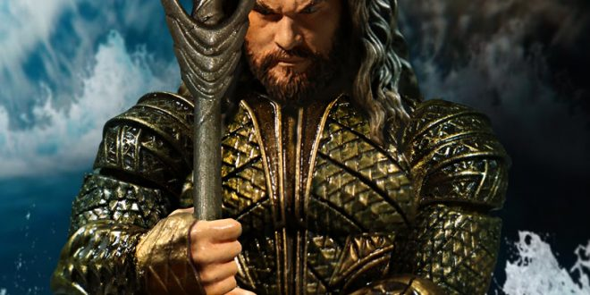 Movie Aquaman One:12 figure goes up for pre-order