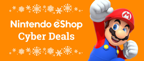 Nintendo Black Friday/Cyber Deals are live