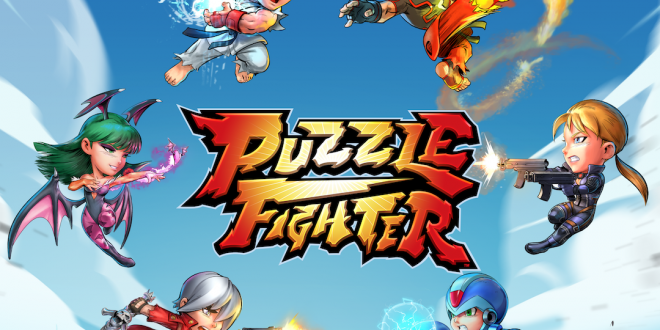 Puzzle Fighter landing combos later this week on mobile