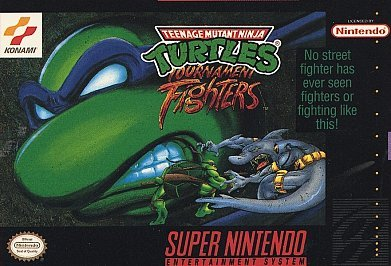 Turtles Tournament Fighters Snes Retro Review Brutal Gamer
