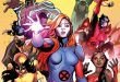 Jean Grey's X-Men Red team has been revealed