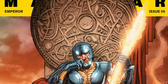 November 22nd Valiant Previews: Never ending war with X-O Manowar