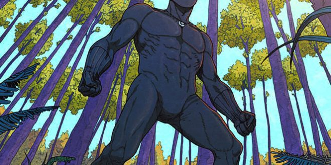 Black Panther Gets Exclusive Comic Deal