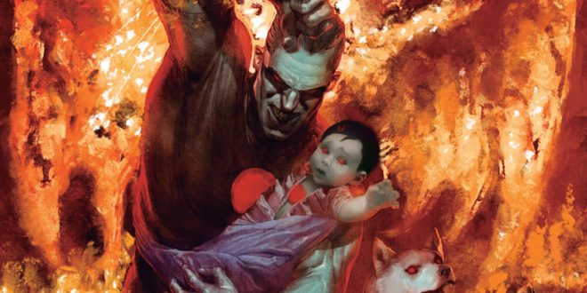 Bloodshot Salvation #7 (Comics) Preview