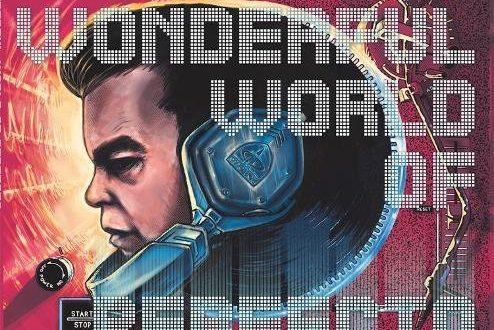 The Wonderful World of Perfecto (comic) Review