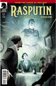 Rasputin voice of the dragon #2