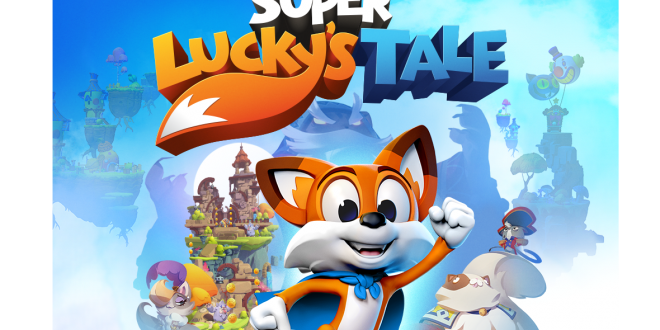 Super Lucky's Tale (Xbox One) Review