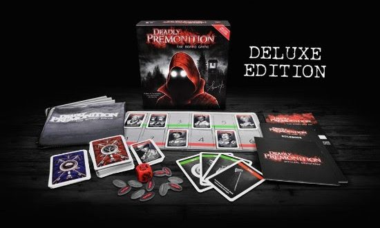 Deadly Premonition makes the jump to the tabletop with new board game